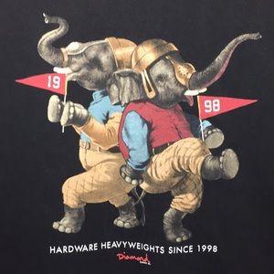 Diamond Supply Hardware Heavyweights T-Shirt